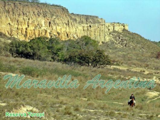 Toropí entre los 77 sitios preseleccionados para concertarse en una de las 7 Maravillas Argentinas