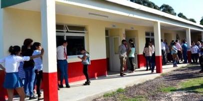 Intoxicación en la escuela de Alternancia de Tres de Abril
