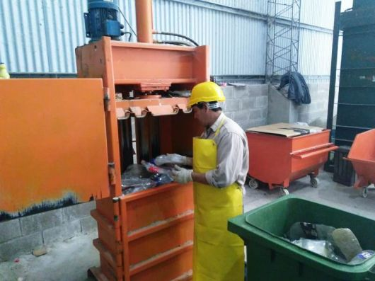 Bella Vista lleva vendidos más de 30 mil kilos de material reciclado