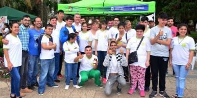 El Centro Sin Barreras con promoción del Mes de la Inclusión