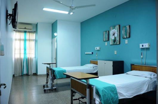 El Hospital de Bella Vista cumplió 124 años