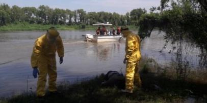 Rescataron el cuerpo de uno de los dos pescadores ahogados en el río Paraná