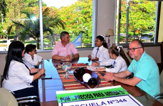 Reconocimiento Municipal a instituciones escolares