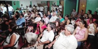 Vecinos, gobierno y técnicos se reúnen por el PROMEBA