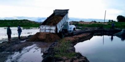 Vialidad Provincial informa 23 cortes en caminos rurales