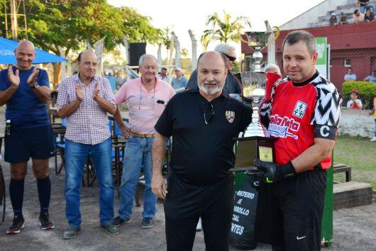 Curupay campeón del Provincial de Veteranos de Bella Vista