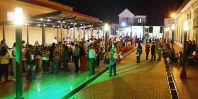 Bella Vista celebra la tradición del Karaí Octubre