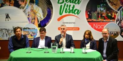 Presentan las bases del Concurso de Diseño de Bandera para Bella Vista