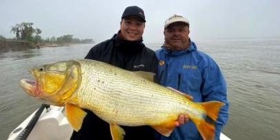 Bella Vista reafirma su propuesta pesquera deportiva