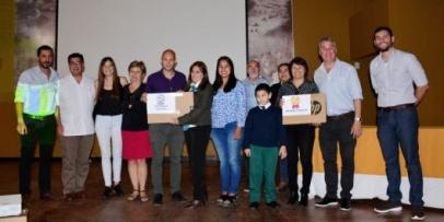 Bella Vista presentó a los ganadores del 2° concurso Escuelas verdes
