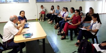 Escuelas Verdes tuvo su primera reunión nivel Inicial y Primaria