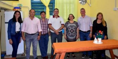 La Escuela Técnica concretó un espacio social mediante el Presupuesto Participativo