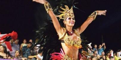 Bella Vista tuvo un buen debut de los Carnavales Oficiales