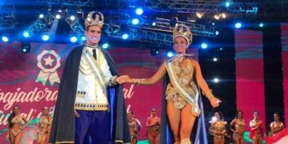 Malena Cueba y Ricardo Zschach son los Embajadores del Carnaval