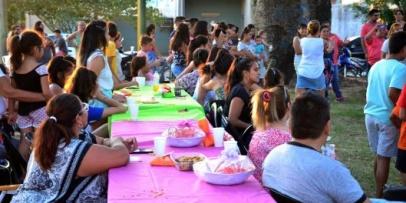 Festejos en Bella Vista por el Día de la Mujer