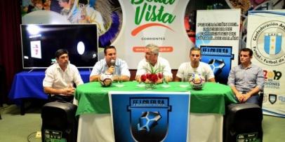 Presentaron el 2° Provincial de Fútbol de Salón C20