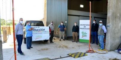 Instalan puesto sanitario caminero en Desmochado