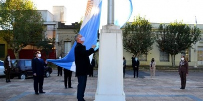 Bella Vista conmemoró la Revolución de Mayo