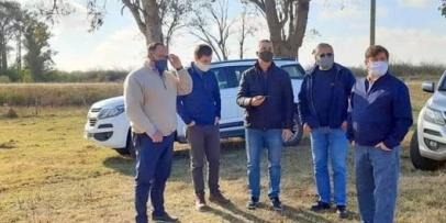 """""""El Parque Industrial recibe un marcado interés del sector Privado y Público"""""""
