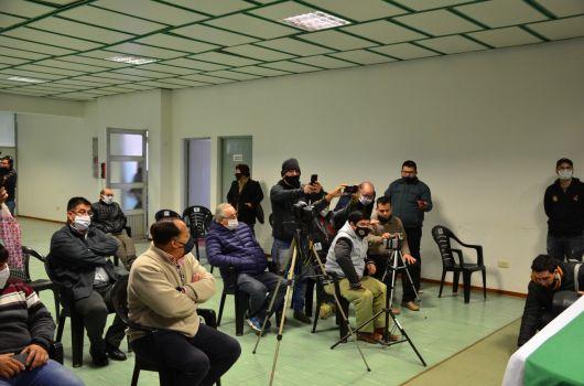 Chavez anunció aumento salarial para empleados municipales
