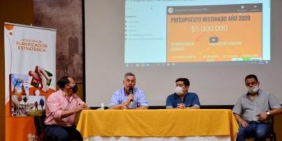 Bella Vista profundiza la participación comunitaria