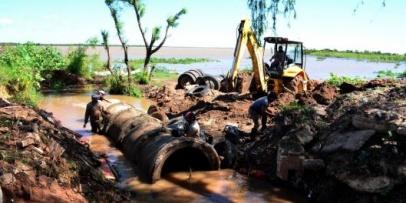 El municipio mejora accesos a la zona Carrizal