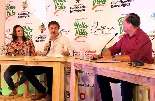 """""""Es Hoy"""" mostró nuevos proyectos documentales"""