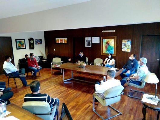 Municipio y fuerzas vivas aúnan el mensaje de cuidados anti-covid