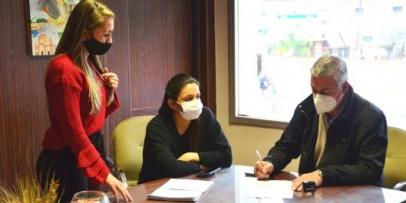 Bella Vista recibe asistencia del Ministerio de Desarrollo Social