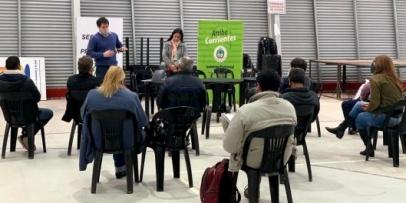 Realizan jornada técnica y financiera para el sector citrícola