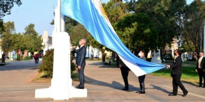 Homenajes oficiales al General San Martín