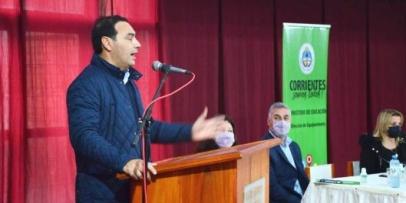 El Gobierno de Corrientes entregó Notebooks en la Escuela Normal