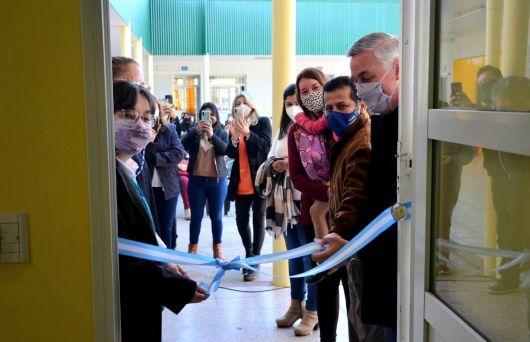 Habilitan sala odontológica en la Escuela N°22 de Colonia Progreso